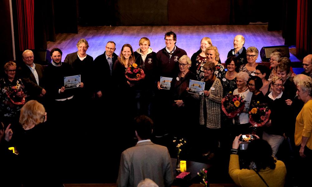 winnaars vrijwilligersprijs wijk bij duurstede