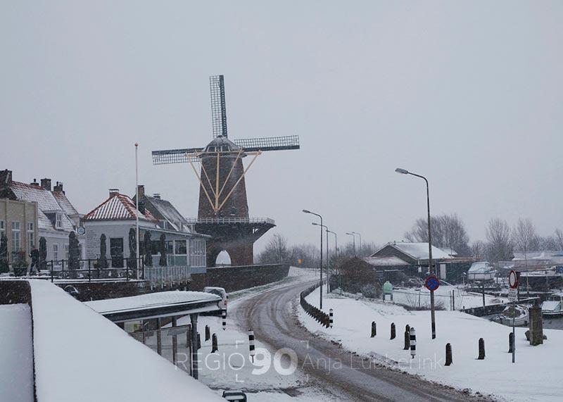 Winter in Wijk Bij Duurstede 4